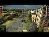 Лучший Бой WoT -- Maus Бой Стоит Внимания! 11 Танков!HD