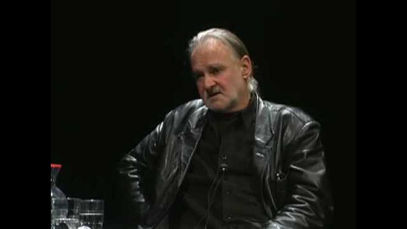 Béla Tarr Regis Dialogue with Howard Feinstein