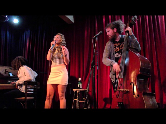Haley Reinhart Casey Abrams - The Way You Make Me Feel [On MJ's B-day!]