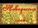 песня Новороссия моя (молодым бойцам посвящается)