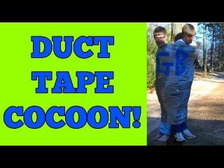 DUCT TAPE COCOON!!! (DK Throwback)