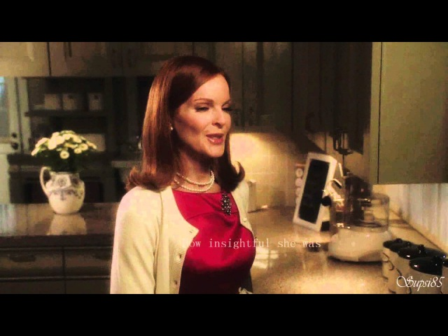 Bree Van de Kamp [Desperate Housewives] - Fly Away