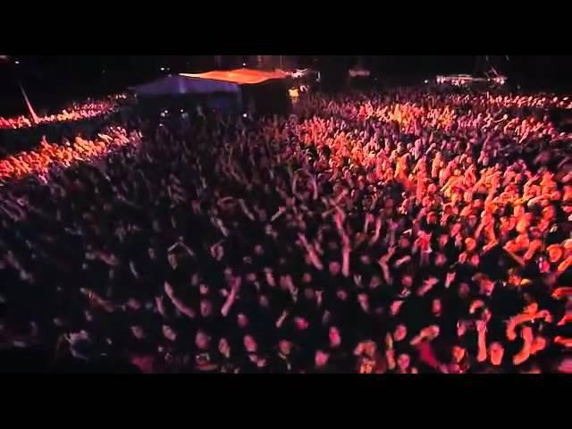 FULL CONCERT Metallica The Big 4 Sofia 2010