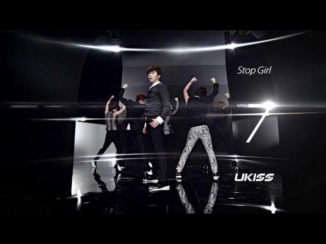 U-KISS 'Stop Girl' M/V Color Full ver.