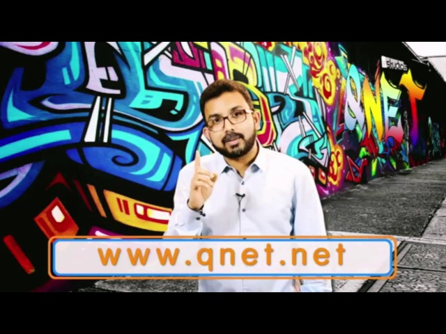 Welcome QNET RUS