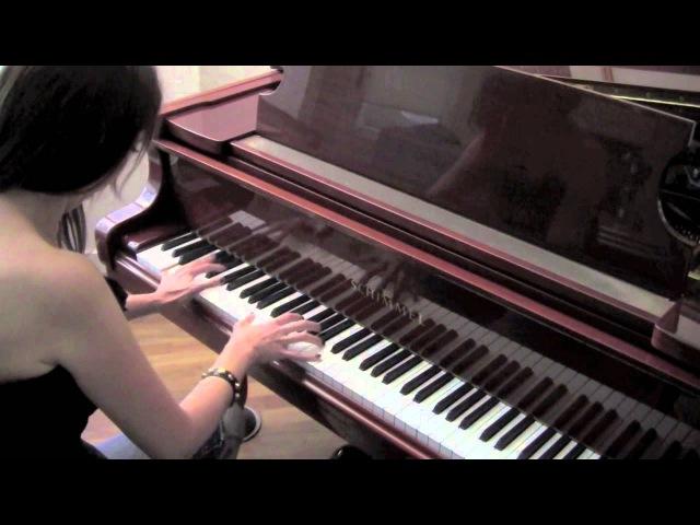 Annellie (Rammstein - Rosenrot (Piano Improv./Cover)