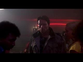 Terminator not dancing