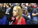 ALBA BERLIN - GALATASARAY Maç Öncesi Meryem Uzerli ile Röportaj (HD) by OTOTÜRK TV