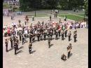 Александровский сад плац концерт оркестра МВМУ 2008 г