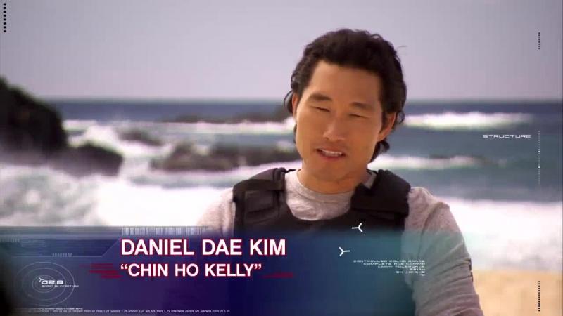 Гавайи 5.0/Hawaii Five-0 (2010 - ...) О персонажах (сезон 1)