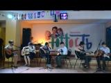 Отчетный концерт в Юности 2015. Песня
