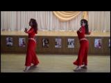 Конкурс восточного танца BELLY FEST-2015, Минск. Группа фольклор Ираки.