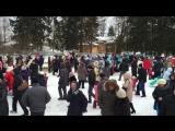 Рождество 2015 благотворительные праздники в с. Мелихово, дер. Крутово, с. Хомяково, г. Люберцы.