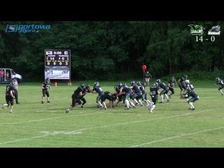Dragons Zielona Gora vs. Wikingowie Gdansk 25-07-2015