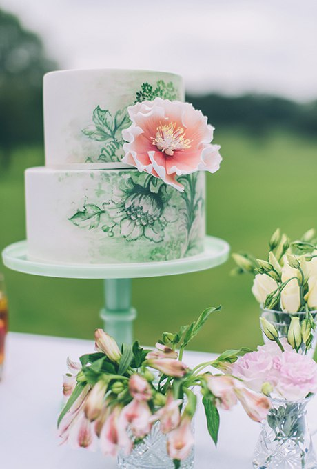 HTTJuMjntyk - 23 Летних свадебных торта