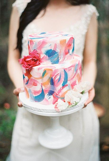 tabHR8izJTs - 23 Летних свадебных торта
