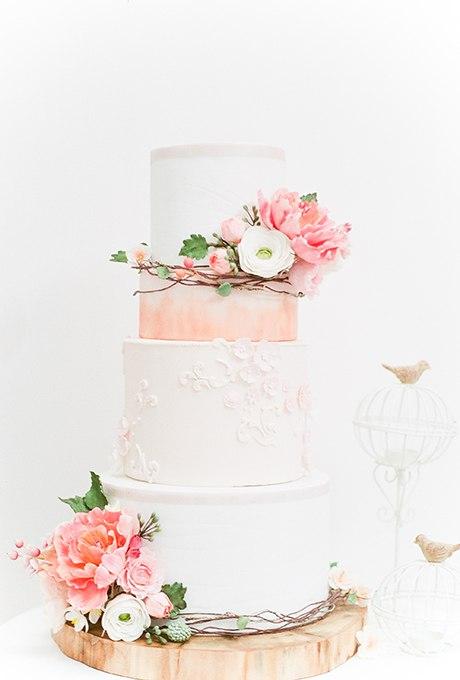 INS0cwV6enA - 23 Летних свадебных торта