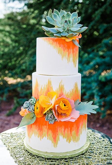 zXJav7CN 1w - 23 Летних свадебных торта