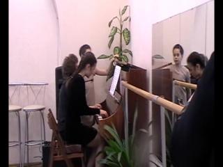 Дуэт: Кленкина Ксения и Песок Татьяна Васильевна