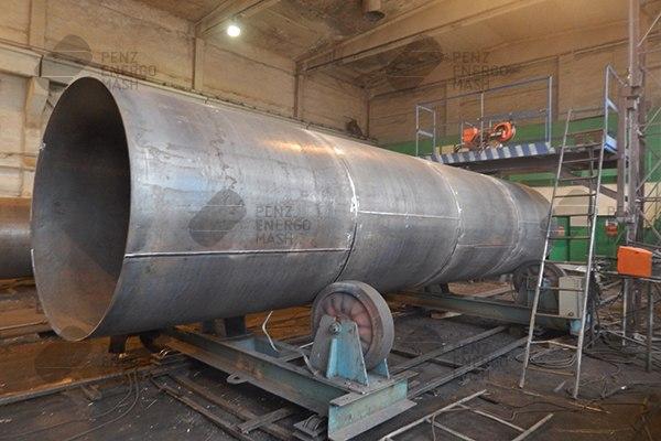 Производство резервуарных установок