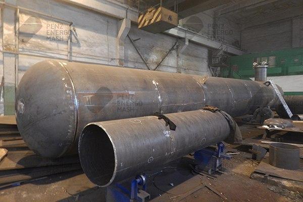 Резервуарные установки для котельной