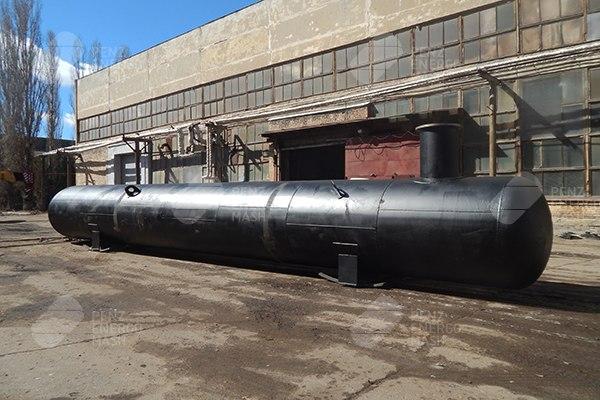 Резервуарные установки РУ-1-25-1600-1,6