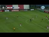 Копа Либертадорес-2016. 1 раунд. Ответный матч. Гуарани - Индепендьенте дель Валле. 1 тайм