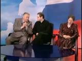 Прикол в студии - Жириновский