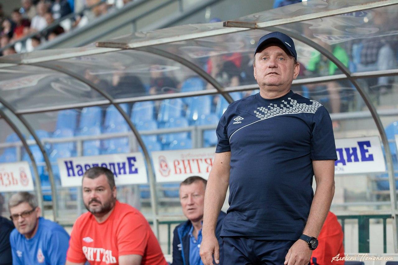 Сергей Полстянов: «Система подготовки юных футболистов в Подольске даст свои плоды»