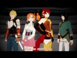 When It Falls - Jeff Williams Casey Williams RWBY Volume 3 OpeningRussian Subtitles - KOF