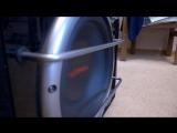 Активный автомобильный саб в домашних условиях