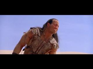Царь скорпионов (2002) HD