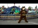 Гангнам стайл Маша и Медведь пародия (gangnam style Masha & Bear) очень смеш