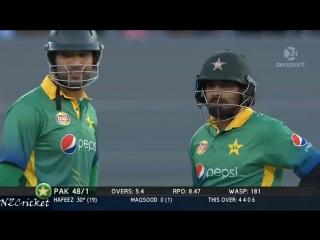 New Zealand vs Pakistan 1st t20 15th january Part 1