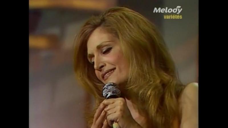 Dalida - Gigi l'amoroso 23.03.1975 (Système 2 (A2)
