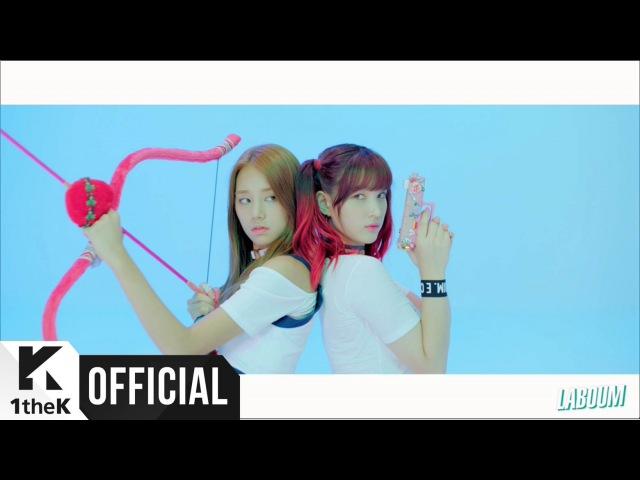 [MV] LABOUM(라붐) _ Shooting Love(푱푱)