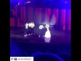 """Julianne Hough on Instagram: """"Love this number that I sing and dance with the boys! @moveliveontour #MoveLiveOnTour thanks for capturing this video last night…"""""""