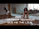 JG NATION AOA &amp TAKANORI NISHIKAWA T.M.Revolution -