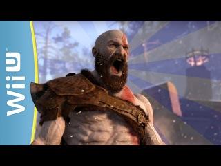 GOD OF WAR - Wii | E3 2016 Gameplay Trailer