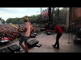 Cage the Elephant - In One Ear (Live @ Lollapalooza 2011)