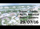 Indian Rocks Beach, Florida Botanical Gardens, TV Interview in Russia - 29/07/16 - Huntley Brothers