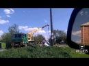 Спасение авто в Порт-Артуре, Омск (23.05.2016)