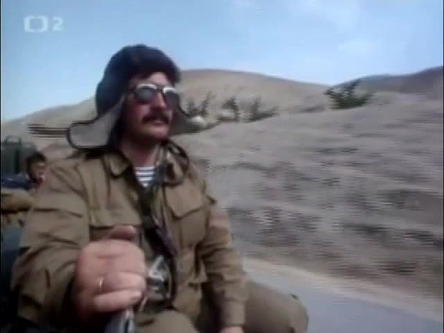 Swag Soviet in Afghanistan