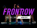 RYUZY ATZO TAKUMI | FRONTROW | World of Dance Japan Qualifier 2016 | WODJP16
