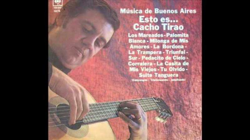 Cacho Tirao, album completo Musica de Buenos Aires