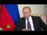 Владимир Путин встретился с Пан Ги Муном и Стаффаном де Мистурой в Санкт-Петербурге