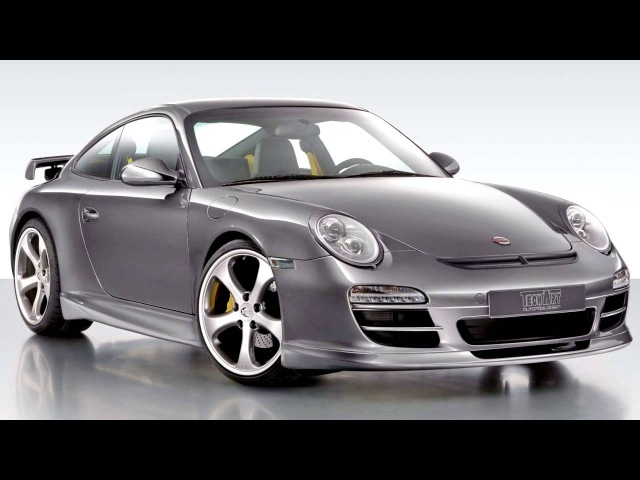 TechArt Porsche 911 Carrera Coupe Aerokit I 997 2009–11