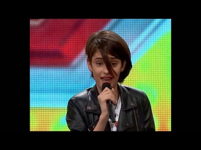 X Factori - Lizi Shengelia (mesame gadacema)