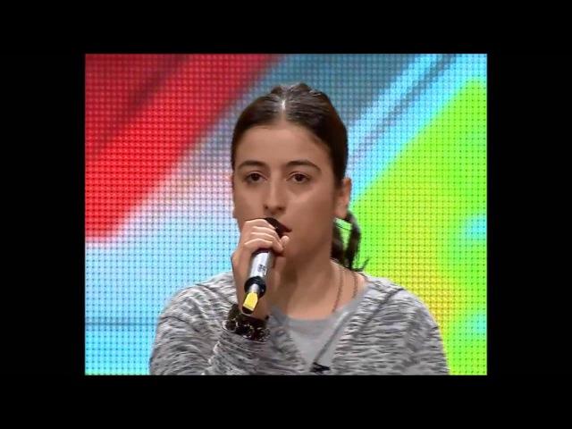 X Factori - Gvanca Takidze (mesame gadacema)