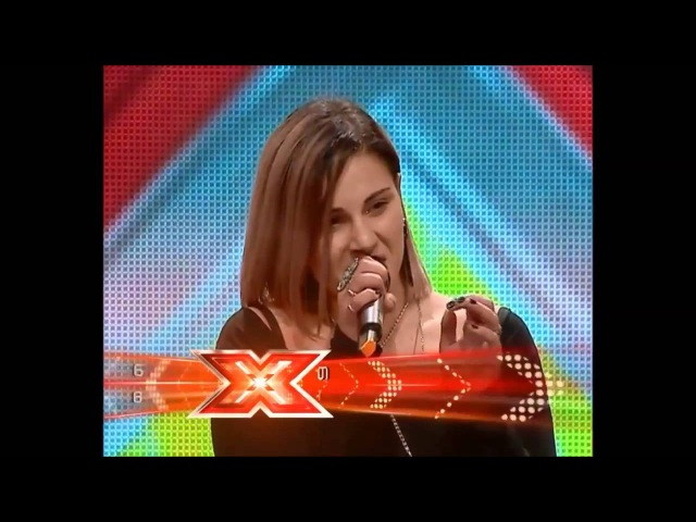 X Factori - Tamar Jgushia (mesame gadacema)